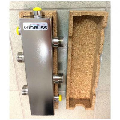 Утеплительный кожух для гидрострелки Gidruss GR/GRSS-60-25
