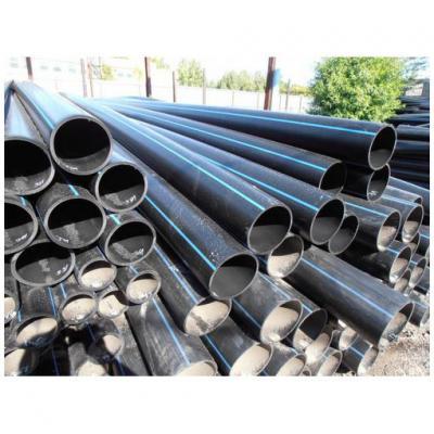 Труба пэ 100 sdr 11 d 160x14,6 ГОСТ 18599-2001 напорная водопроводная