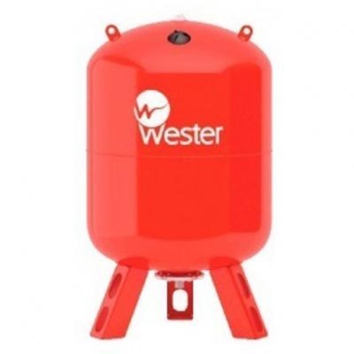 Бак мембранный расширительный Wester WRV300(top) для отопления