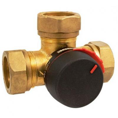 Клапан трехходовой поворотный регулирующий ESBE VRG 131, DN50, вн. 2