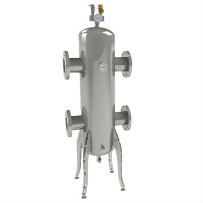 Гидрострелка отопления DN 100 (4