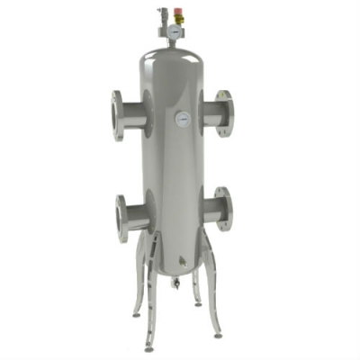 "Гидрострелка отопления DN 65 (2 1/2""), до 400 кВт"