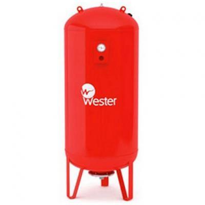 Бак мембранный расширительный Wester WRV1000 для отопления