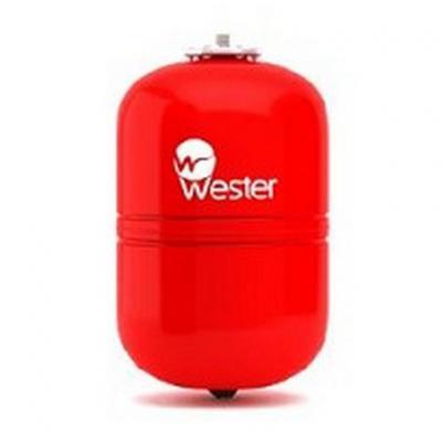 Бак мембранный расширительный Wester WRV35 для отопления