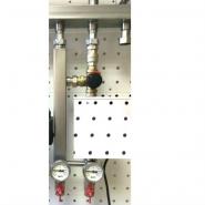 Насосная группа Gidruss NGSS-25 С G 1'' без насоса с трехходовым клапаном
