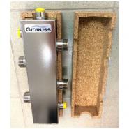 Утеплительный кожух для гидрострелки Gidruss GR/GRSS-40-20