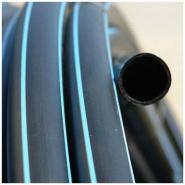 Труба пэ 100 sdr 17 d 40x2,4 ГОСТ 18599-2001 напорная водопроводная