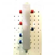 """Гидрострелка на 2 контура DN 25 (1""""), до 60 кВт"""