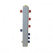 """Гидрострелка на 3 контура DN 25 (1""""), до 60 кВт"""