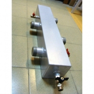 "Гидрострелка отопления DN 40 (1 1/2""), до 150 кВт"