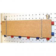 Утеплительный кожух для модульного коллектора отопления Gidruss MK/MKSS-60-3DU