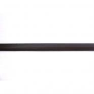 """Ротанг искусственный """"Полумесяц текстура гладкая, цвет коричневый ширина 8 мм"""", бухта"""
