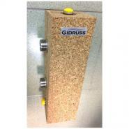 Утеплительный кожух для термо-гидравлического разделителя Gidruss TGR/TGRSS-60-25x3