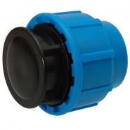 Заглушка компрессионная d 40 mm