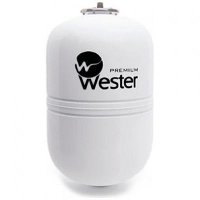 Бак мембранный расширительный Wester Premium WDV18 для ГВС и гелиосистем