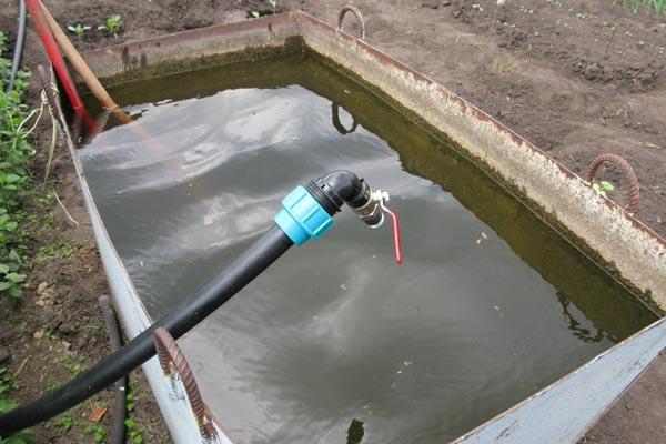 Летний водопровод на даче из полиэтиленовых труб своими руками 20